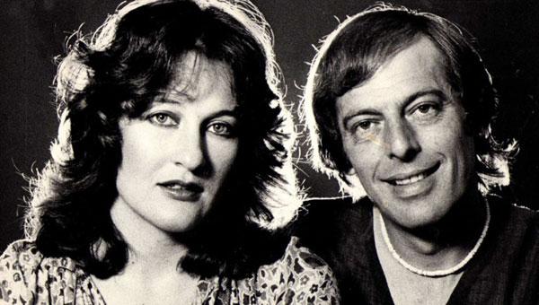 Laurika Rauch en Anton Goosen